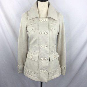 Billabong Long Peacoat Trench Coat Jacket